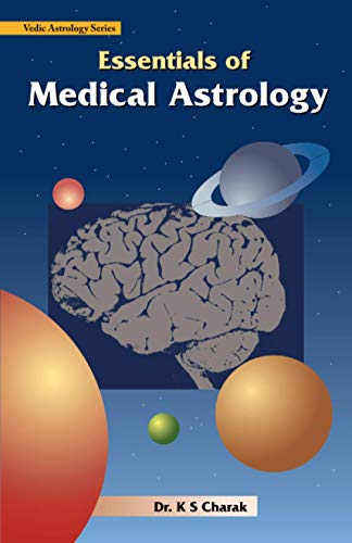 9788190100830: Essentials of Medical Astrology