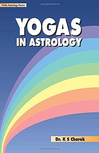 Yogas In Astrology: Dr. K.S. Charak
