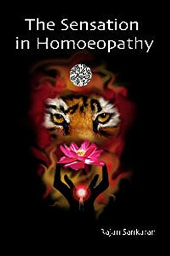 9788190110365: The Sensation in Homeopathy