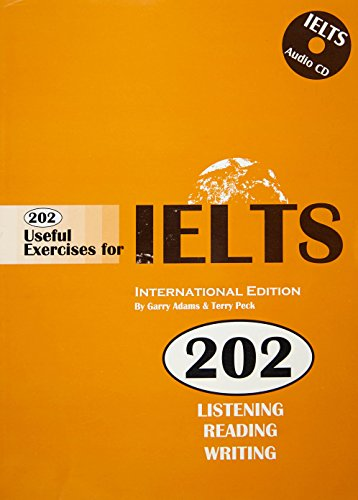 9788190115926: IELTS FOR the academic and general training Modules 202