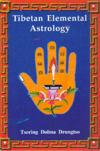 9788190139502: Tibetan Elemental Astrology