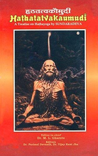 9788190161756: Hathatatvakaumudi (A Treatise on Hathayoga by SUNDARADEVA)