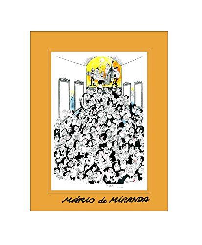 MARIO DE MIRANDA: MANOHAR MALGONKAR