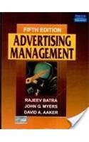 9788190210065: Advertising Management