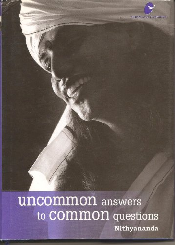 9788190243728: Uncommon Answers to Common Questions