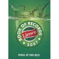 Book Of Records Limca 2007 (pb): LIMCA