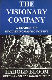9788190340304: The visionary company : a reading of English romantic poetry.