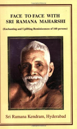 9788190353809: Face To Face With Sri Ramana Maharshi