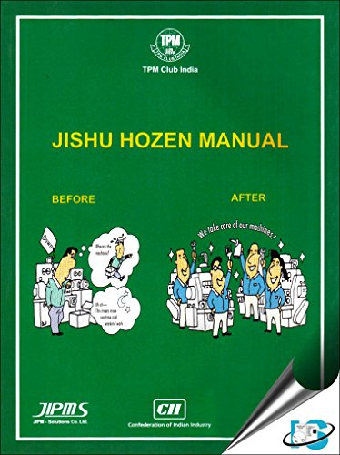 9788190356442: Jishu Hozen Manual, 2nd Edition