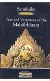 Text and Variations of the Mahabharata : Kalyan Kumar Chakravarty