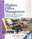 9788190420235: Modern Office Management: Principles and Techniques