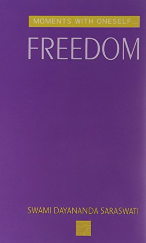 9788190420396: Moments With Oneself/Freeedom