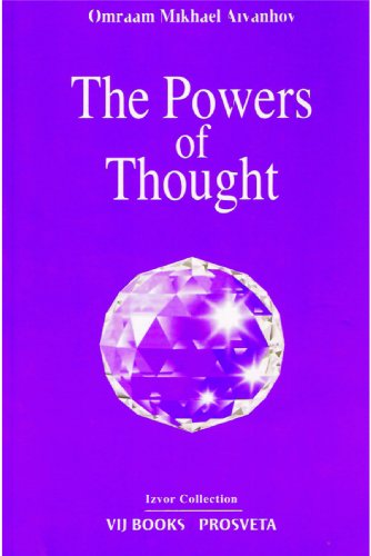 9788190428514: The Powers of Thought