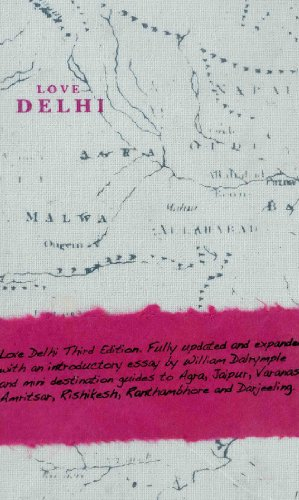 Love Delhi: Fiona Caulfield