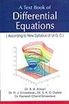 A Text Book of Differential Equations: Srivastava Ramesh Chand
