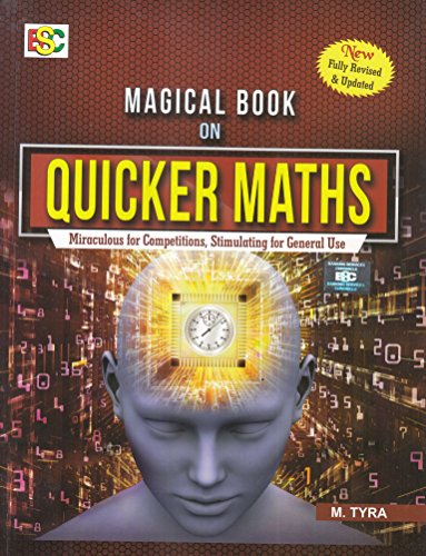 9788190458924: Magical Book On Quicker Maths