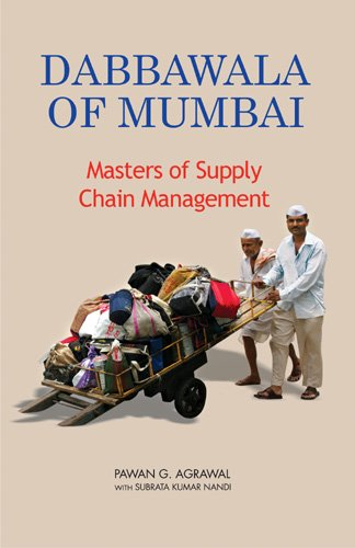9788190553766: Dabbawala of Mumbai: Masters of Supply Chain Management