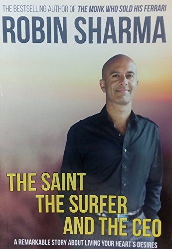 9788190565554: The Saint, The Surfer And The Ceo
