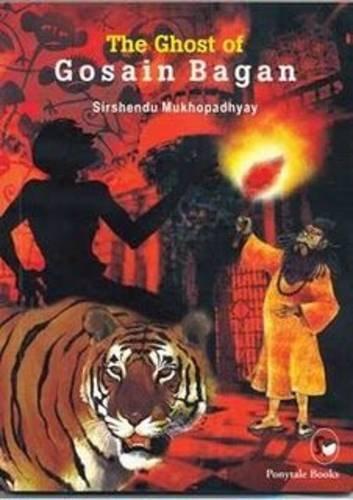 9788190574822: The Ghost of Gosain Bagan