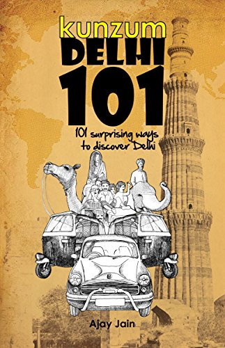 9788190600767: Delhi 101