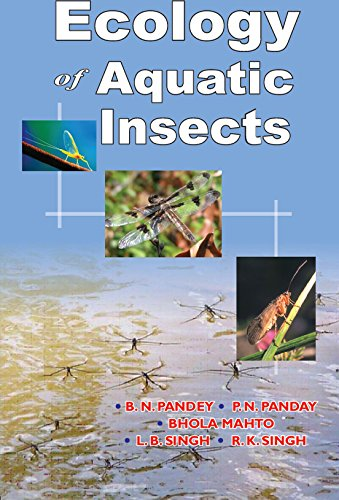 Ecology of Aquatic Insects: B.N. Pandey