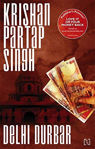 Delhi Durbar (Raisina Trilogy): Singh, Krishan Partap