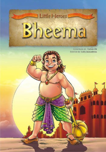 9788190618168: Little Heros Bheema