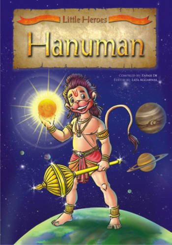 9788190618182: Little Heroes Hanuman