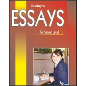 Today?s Essays For Senior Level: Madhu Sharma