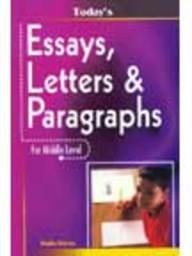 Today?s Essays, Letters & Paragraphs-Junior: Madhu Sharma