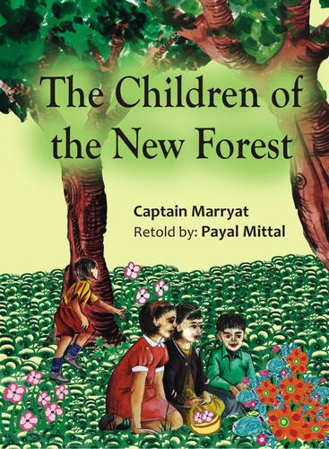 9788190626057: The Children of the New Forest
