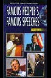 Famous People?s Famous Speeches: Gagan Jain