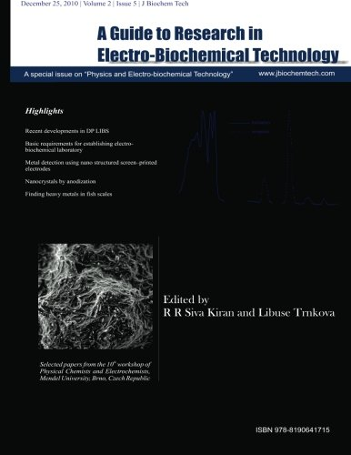 9788190641715: A Guide to Research in Electro Biochemical Technology: A Guide to Research in Electro Biochemical Technology (Volume 1)