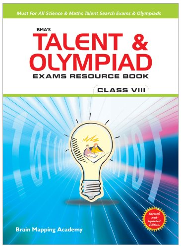 9788190687751: BMA's Talent & Olympiad Exams Resource Book for Class 8
