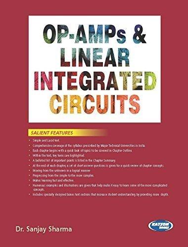 OP-AMPS and Linear Integrated Ciruits: Sanjay Sharma