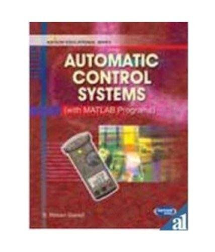 Automatic Control System: Hasan Saeed