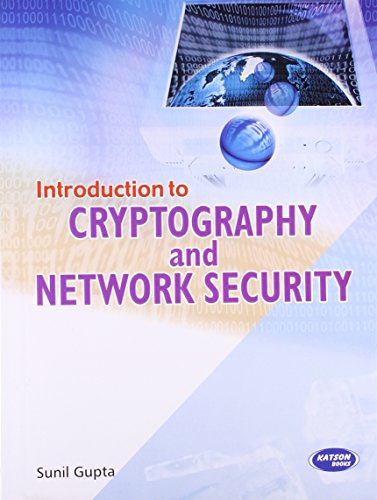 9788190691970: Introduction To Cryptography And Network Security
