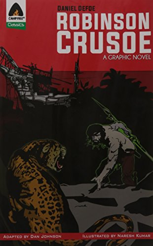 Robinson Crusoe (Classics)