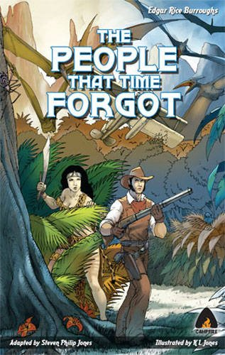 The People That Time Forgot: Edgar Rice Burroughs