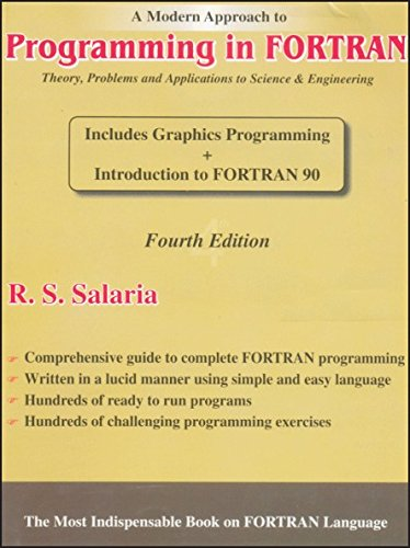 A Modern Approach to Programming in Fortran: R.S. Salaria