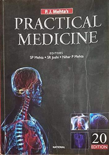 9788190704618: Practical Medicine 20Ed (Pb 2016)