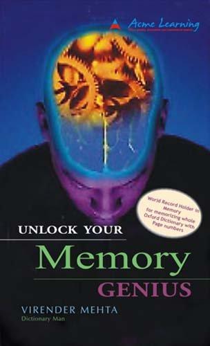 Unlock Your Memory Genius: Virender Mehta