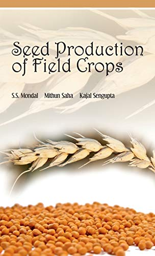9788190723763: Seed Production of Field Crops
