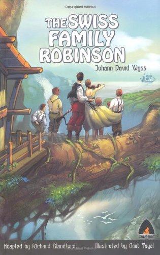 The Swiss Family Robinson: Johann David Wyss