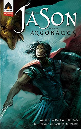 9788190751520: Jason and the Argonauts (Campfire Graphic Novels)