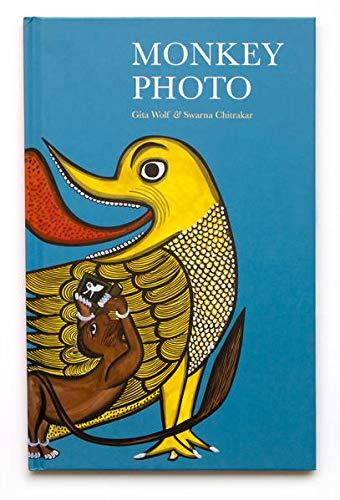 Monkey Photo: Gita Wolf, Swarna Chitrakar (Illustrator)