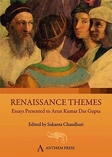 Renaissance Themes: Essays Presented to Arun Kumar