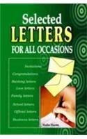 Selected Letters For All Occassions: Madhu Sharma