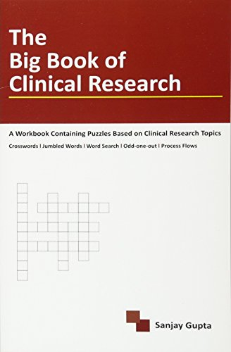 9788190827720: The Big Book Of Clinical Research