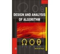 Design and analysis of algorithms first edition abebooks design and analysis of algorithm sachin dev goyal fandeluxe Image collections